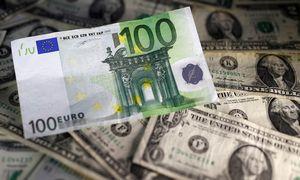 Viruso efektas: euras – silpniausias nuo 2017-ųjų