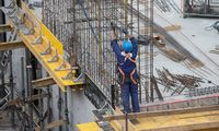 2019 m. atlikta statybos darbų už 3,4 mlrd. Eur