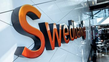 "Sutriko ""Swedbank"" interneto banko veikla"