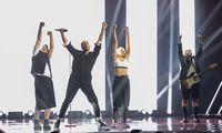 """Lietuvai """"Eurovizijoje"""" atstovaus """"The ROOP"""""""