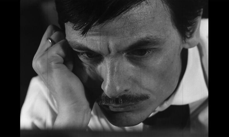 """Kadras iš kino filmo """"Andrejus Tarkovskis: kinas kaip malda""""."""