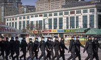 Prancūzijoje dėl koronaviruso mirė turistas iš Kinijos