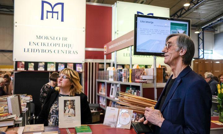 Vilniaus knygų mugė vėl lenkia pati save