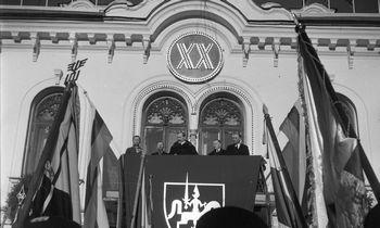 Prezidento rūmai Kaune: 175 metai istorijos