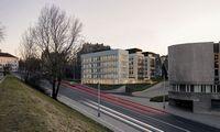 PST parengė planą verslo centrui ir butams Vilniaus Naujamiestyje