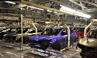 Pasaulinė automobilių pramonė jau gali būti pasiekusi maksimalią apimtį