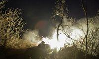 Prorusiški separatistai užpuolė Ukrainos pajėgas