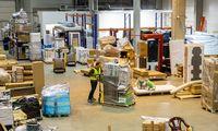 Eksportuotų prekių kainos per metus padidėjo 0,9%, importuotų – 0,7%