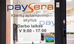 """""""Paysera"""" nevykdo pažado neteikti paslaugų piratų svetainei """"Filmai.in"""""""