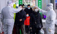 Kinijoje koronaviruso aukų skaičius viršijo 2.000