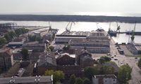 Imasi pirmojoetapo darbų didžiuliame NT projekte Klaipėdoje