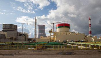 Tikrinamas Astravo AE parengimas branduoliniam kurui priimti