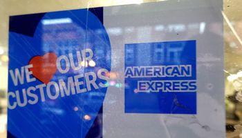 """""""American Express"""" viena koja grįžta į Lietuvą"""