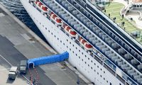 """Nuo koronaviruso mirė du kruizinio laivo """"Diamond Princess"""" keleiviai"""