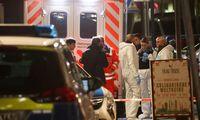 Vokietijoje nušauti 9 žmonės, įtariamasis užpuolikas rastas negyvas
