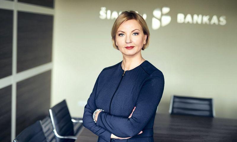 Daiva Šorienė, Šiaulių banko Pardavimų ir rinkodaros tarnybos vadovė, skaitmenizaciją vertina ne kaip žmogiškojo ryšio pakaitalą, o kaip lygiagretų, kliento  patirtį palengvinantį verslo elementą. Bendrovės nuotr.