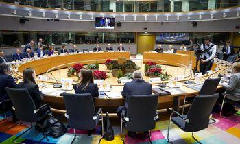 ES lyderiai pradeda įtemptas derybas dėl daugiamečio biudžeto