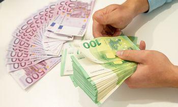 LB į banknotų apdorojimo įrangą investavo 2,75 mln. Eur