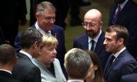 ES vadovams nepavyko susitarti dėl biudžeto, G. Nausėda sprendimo tikisi per mėnesį