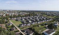 Į 151 kotedžo kvartalą šalia Vilniaus investuoja 12 mln. Eur