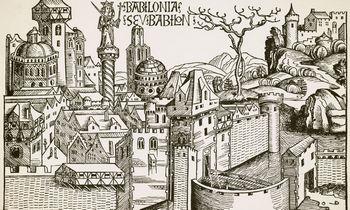 Istorija: gyvenimas Babilone
