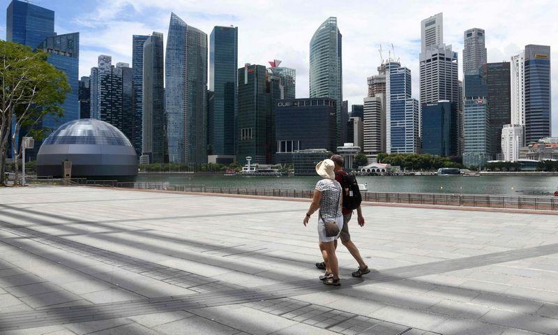 "Singapūras.Roslano Rahamo (AFP/""Scanpix"") nuotr."