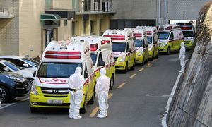 Koronavirusas: Pietų Korėjoje – maksimalus pavojaus lygis, Italija izoliuoja miestus