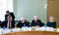 Komisija siūlo dėl koronaviruso skelbti ekstremalią situaciją valstybės lygiu