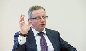 Buvęs viceministras įsidarbino Verslo konfederacijos ekspertu