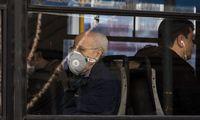 Kinijoje koronavirusas pareikalavo jau 2.592 gyvybių