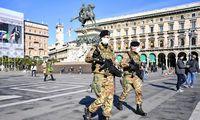 Lietuviai kelionių į Italiją kol kas neatšaukia, bet padėtis įtempta
