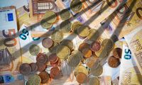 Panikos akivaizdoje Lietuvos Vyriausybė skolinasi gausiai ir už minusą