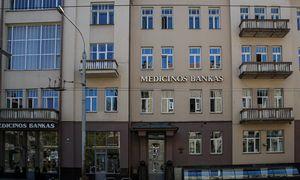 Medicinos banko pardavimas: koks progresas