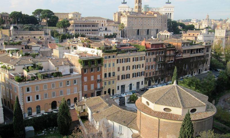 Roma, Italija. Kristinos Jarmalytės nuotr.