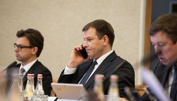 V. Šapoka: Lietuvos ekonomika koronaviruso pasekmes pajus