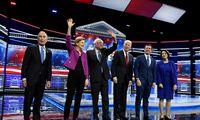 JAV senatoriai reikalauja sankcijų Rusijai už kišimąsi į Amerikos rinkimus