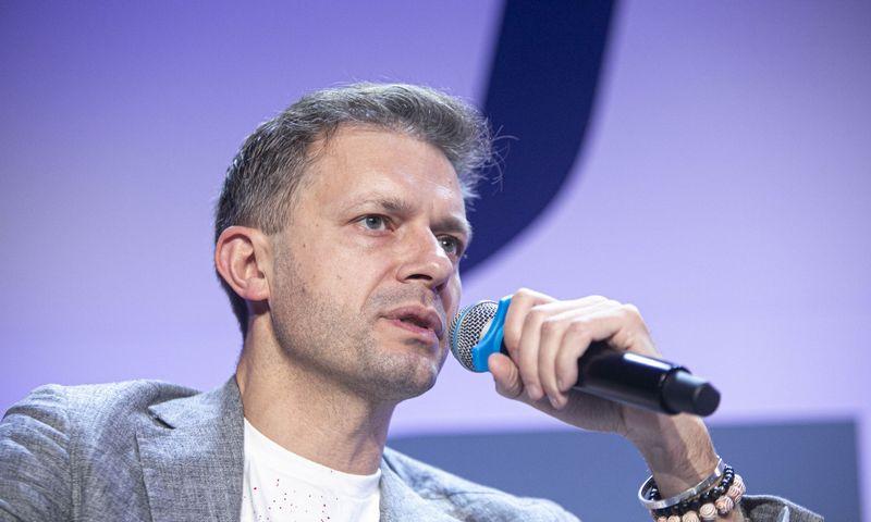 """Andrius Tapinas, """"Laisvės TV"""" įkūrėjas. Arno Strumilos (""""15min"""") nuotr."""