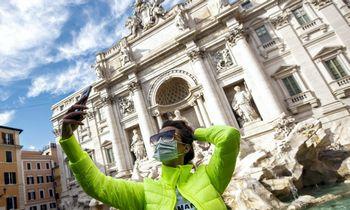 Italijoje dėl koronaviruso turistai atšaukė apie 70% rezervacijų
