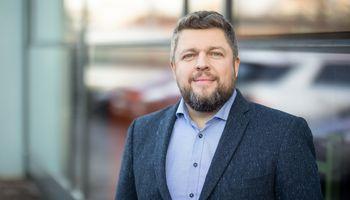 """Eksporto kelių ieškanti """"MV Group"""" pasamdė naują pardavimų plėtros vadovą"""