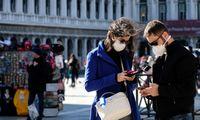 Rusijos turizmo operatoriai sustabdė kelionių į Italiją pardavimą