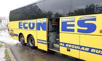 Autobusų vežėjai nebeįleidžia į Rusiją važiuojančiųKinijos piliečių