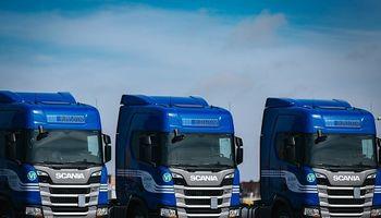 """Belgijoje sulaikyta 13 """"Arijaus"""" vilkikų – vežėjas dar laukia informacijos"""