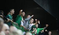 """Kauno """"Žalgiris"""" nekeičia planų dėl rungtynių su Milano klubu: žais pilnoje arenoje"""