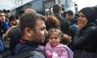 Graikija neįsileido į pasienį su Turkija atvykusių migrantų