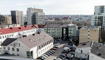 Atšauktas IBC verslo centro Vilniuje pardavimas