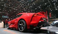 Atšaukta tarptautinė Ženevos automobilių paroda