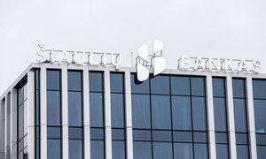 Šiaulių bankas gerino tipinės veiklos rezultatą