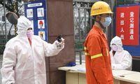 Kinijoje užsikrėtę koronavirusu mirė dar 47 žmonės