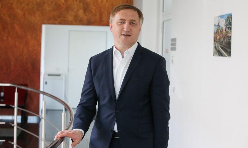 Kęstutis Bagdonavičius. Vladimiro Ivanovo (VŽ) nuotr.