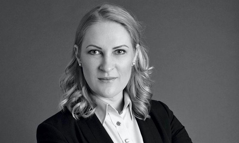 """Verslo ginčų advokatų kontoros """"Jurex"""" vadovaujanti partnerė, advokatė Jurgita Judickienė"""